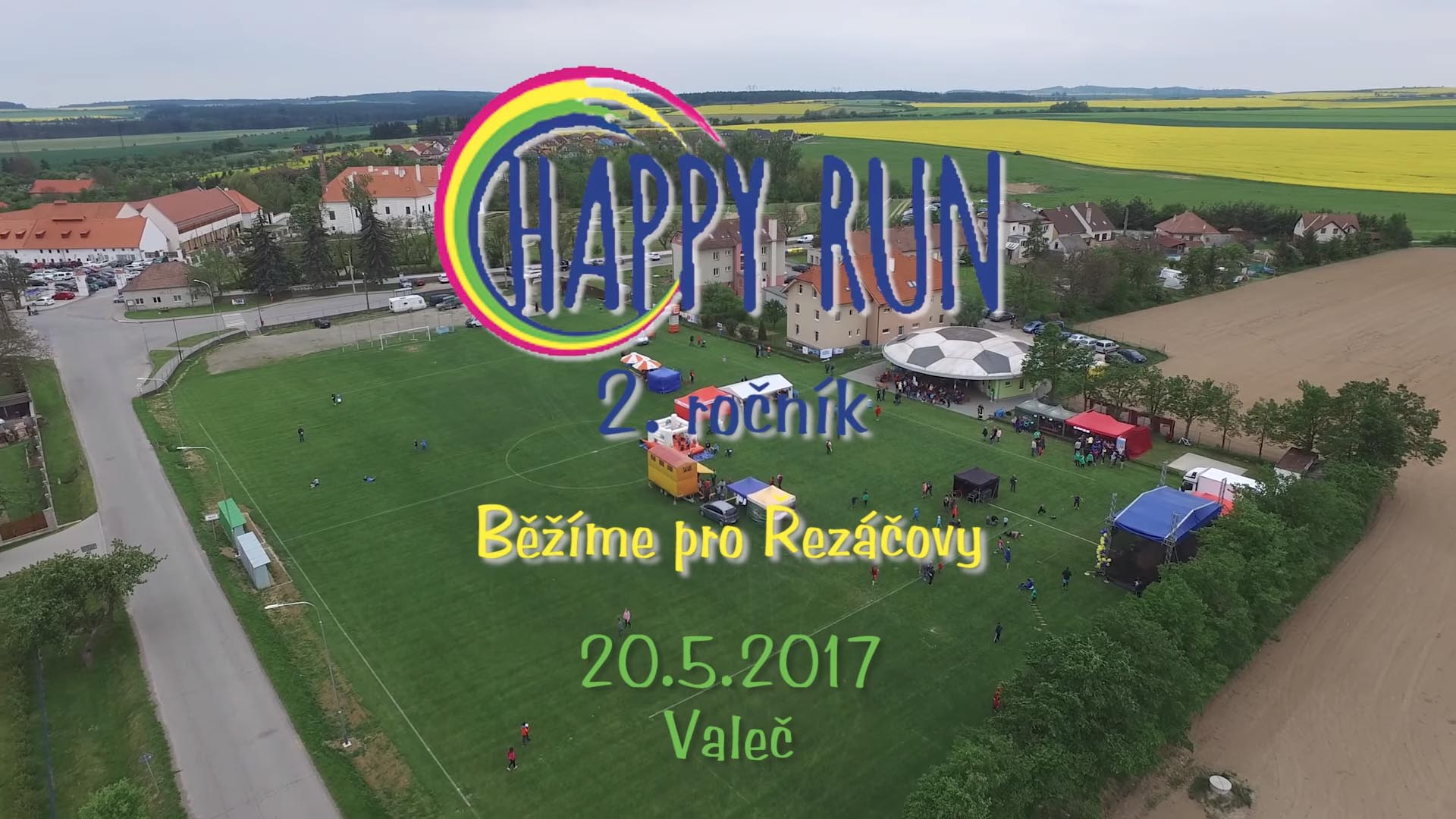 Happy run – 2. ročník