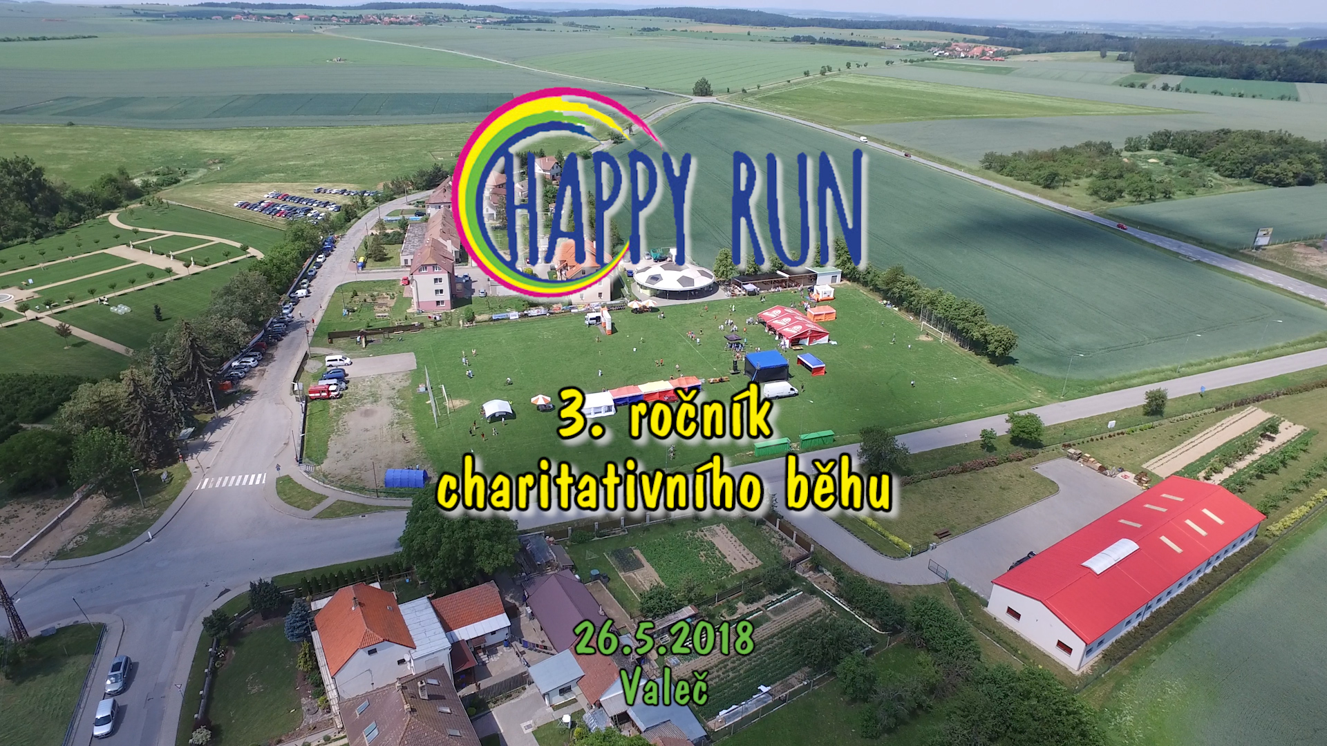 Happy run – 3. ročník